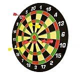 Magnet-Dartboard-Set mit Magnetspitzen anstelle spitzer Pfeile