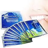 Blanchiment des dents, iFanze 28 bandes blanchiment dentaire - Qualité professionnelle - Donne un coup d'éclat...