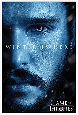 Game of Thrones - Winter is Here - Jon -