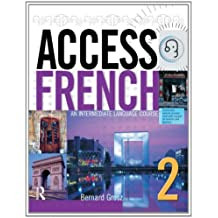 Access French 2: SUPPORT BOOK ONLY - EX DIRECTORY (Access Language Series)