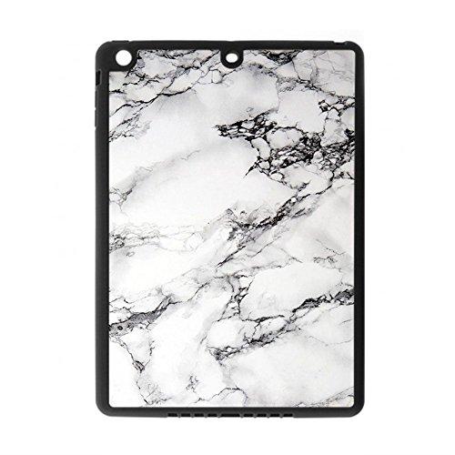 mit Marble 1 Zeitsicher Man F?LLE Hartplastik Verwenden F¨¹r Apple iPad Air 1Gengen ()