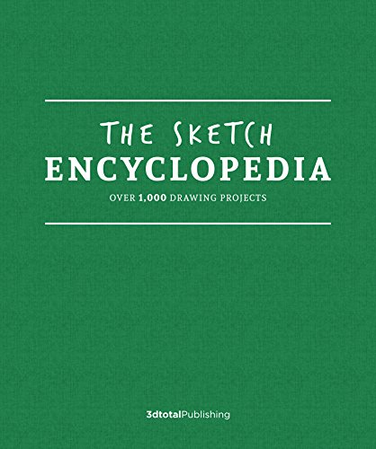 The Sketch Encyclopedia: Over 1,000 Drawing Projects