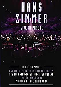 Hans Zimmer: Live In Prague [DVD]