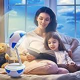 Tischlampe LED kinder Fußball Schreibtischlampe baby Tischleuchte