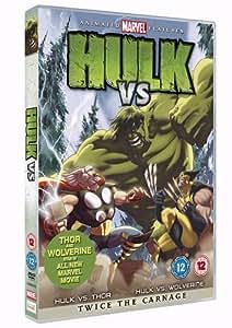 Hulk Vs. Wolverine / Vs. Thor [UK Import]