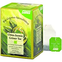 Salus Bio Grüner Tee China Jasmin, 15 Filterbeutel preisvergleich bei billige-tabletten.eu
