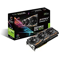 Asus Rog Strix GeForce GTX 1070 8 GB GDDR5 Graphics Card
