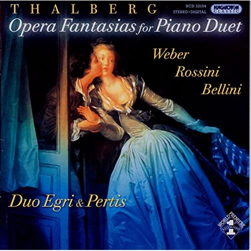 10 Pieces, Op. 36 (arr. for piano duet): No. 5. Romance italienne de J. Dessauer
