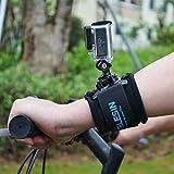 TELESIN 360 Degree Rotary Wrist Strap For Gopro Hero3/3+/4/5