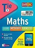 DéfiBac Cours/Méthodes/Exos Maths Terminale S + 3 mois offerts à Deezer Premium +