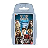 Top Trumps 001649 Top 30 Witches & Wizards-Specials, Harry Potter Greatest Witches and Wizards
