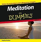Meditation für Dummies Hörbuch