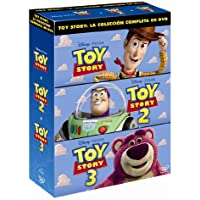 Pack Toy Story 1-3