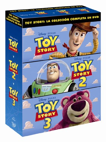 Pack Toy Story 1-3 [Blu-ray] [Spanien Import]