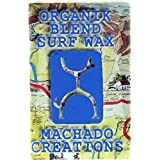 Bubble Gum Bubble Gum Machado Organik Warm Cool Single Bar Surf Wax
