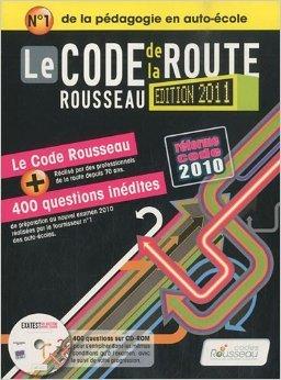 Code Rousseau de la route B 2011 (Anglais) de Codes Rousseau ( 15 septembre 2010 ) par Codes Rousseau