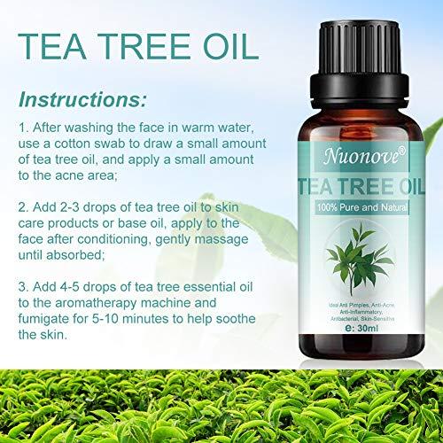 Zoom IMG-3 tea tree oil olio essenziale