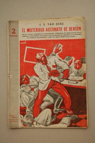 El Misterioso Asesinato De Benson