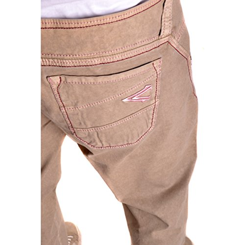 Jeans Carlo Chionna Beige