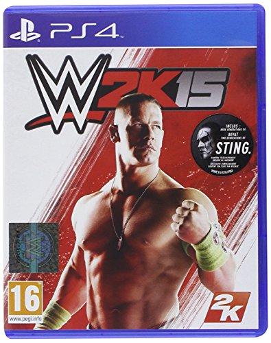 WWE 2K15  PS4 - Wwe Spiel 2k15