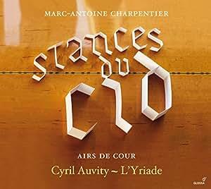 Charpentier: Stances du Cid