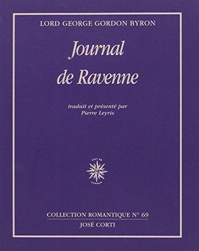 Journal De Ravenne [Pdf/ePub] eBook