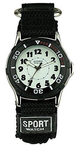 adora-young-line-armbanduhr-analoguhr-sportuhr-fur-kinder-aus-edelstahl-mit-textilklettband-29406-va
