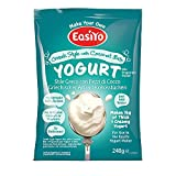 Easiyo Yogurt Greek n Coconut Yogurt Sachets (240g x 4)