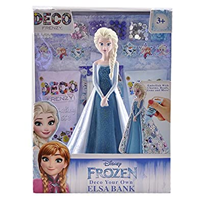 Disney Princesas Deco Frenzy huchas Frozen (Cife Spain 41167) de Cife Spain