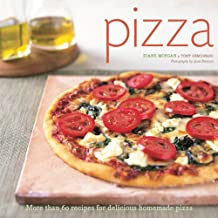 Pizza: More than 60 Recipes for Delicious Homemade Pizza (English Edition)