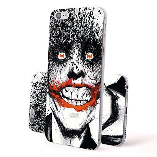 Batman Séries Coque Pour Iphone - Joker Facebook, Iphone 6/6S, Coques iphones