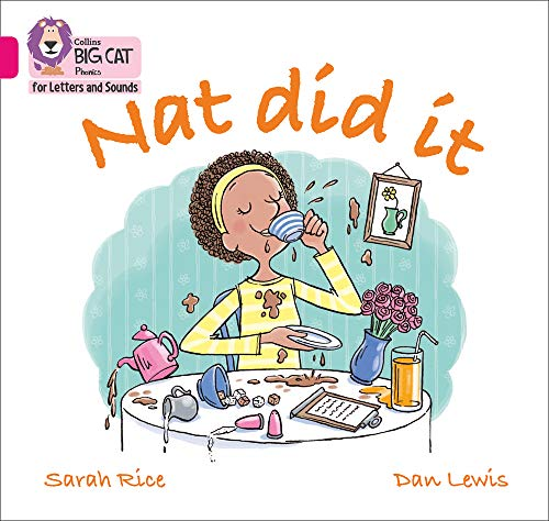 Collins Big Cat Phonics for Letters and Sounds - Nat Did It: Band 1A/Pink A