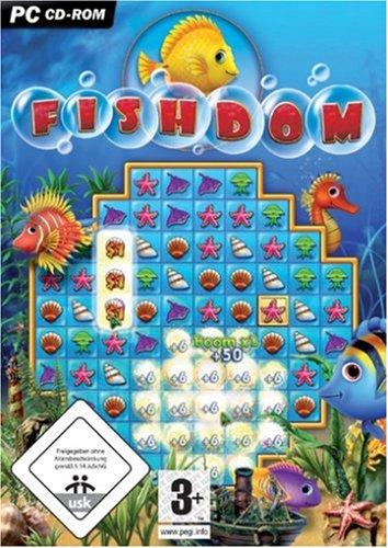 Spiele Fishdom (Fishdom)