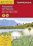 3D-Wanderkarten SET Passeiertal / Riffian-Kuens, St. Martin, St. Leonhard: Carta escursionistica 3D Val Passiria SET / Rifiano-Caines, S. Martino, S. ... (Kombinierte Sommer-Wanderkarten Südtirol)