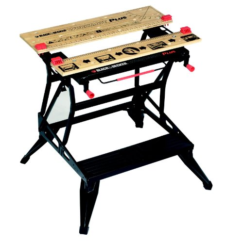 BLACK+DECKER Deluxe Workmate WM825-XJ