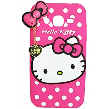 Zocardo Hello Kitty Back Cover for Samsung Galaxy On5 Pro - Pink
