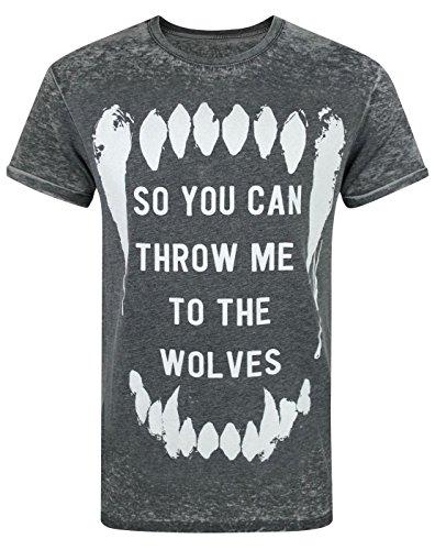 Hombres - Vanilla Underground - Bring Me The Horizon - Camiseta (M)