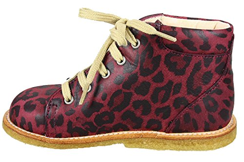 Vermelho Fansia Unlined Sapatos Angulus Walker qOwztxT4