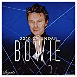 David Bowie 2020 12x12 Square Music Wall Calendar with Free Poster the Perfect Birthday or Christmas Gift