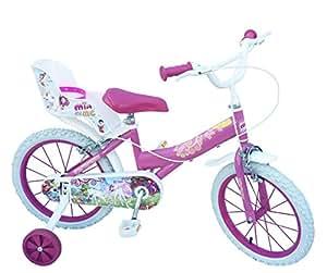 16 Zoll Disney Kinderfahrrad Mädchenfahrrad Kinder Rad Bike Fahrrad MIA & ME