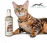#7: Pets Empire New Waterless Cat Shampoo | All Natural Dry Shampoo for Cats No Rinse Required- 250 ml (Aloe Vera)