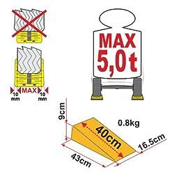 Fiamma 97901‐011 Level PRO Sistemi di Livellamento