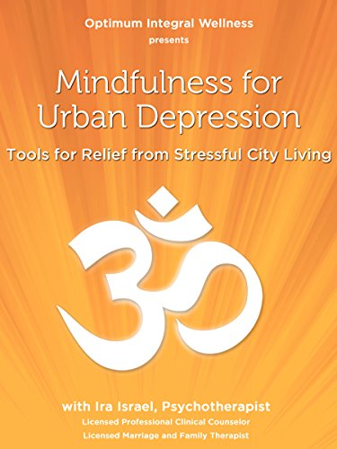 Mindfulness for Urban Depression Cover