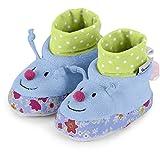 Sterntaler Baby-Schuh Katharina, Mocassini Bimba, Blu (Himmel 325), 18 EU