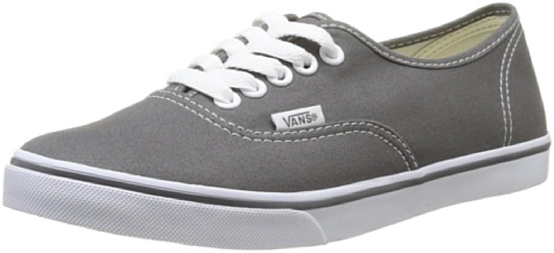 Vans Herren Sneaker Grau Pewter/True White  Billig und erschwinglich Im Verkauf