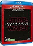 Star Wars : Les Derniers Jedi - Steelbook Blu-ray 3D + Blu-ray 2D +...