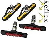 P4B Bremsschuhe REFLEX + STOP sicher bremsen unter allen Bedingungen