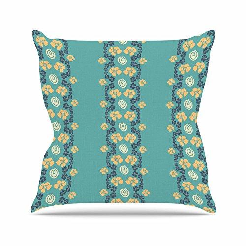 kess-inhouse-zm2024aop03-18-x-18-inch-zara-martina-mansen-teal-flora-formations-green-yellow-outdoor