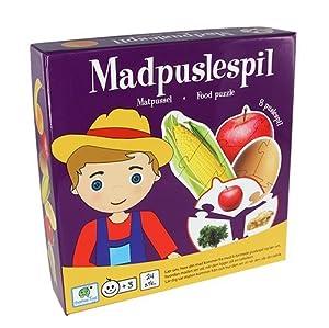 Barbo Toys Classic Barbo Toys Juego Educativo Los Alimentos 5905