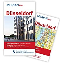Düsseldorf: MERIAN live! - Mit Kartenatlas im Buch und Extra-Karte zum Herausnehmen